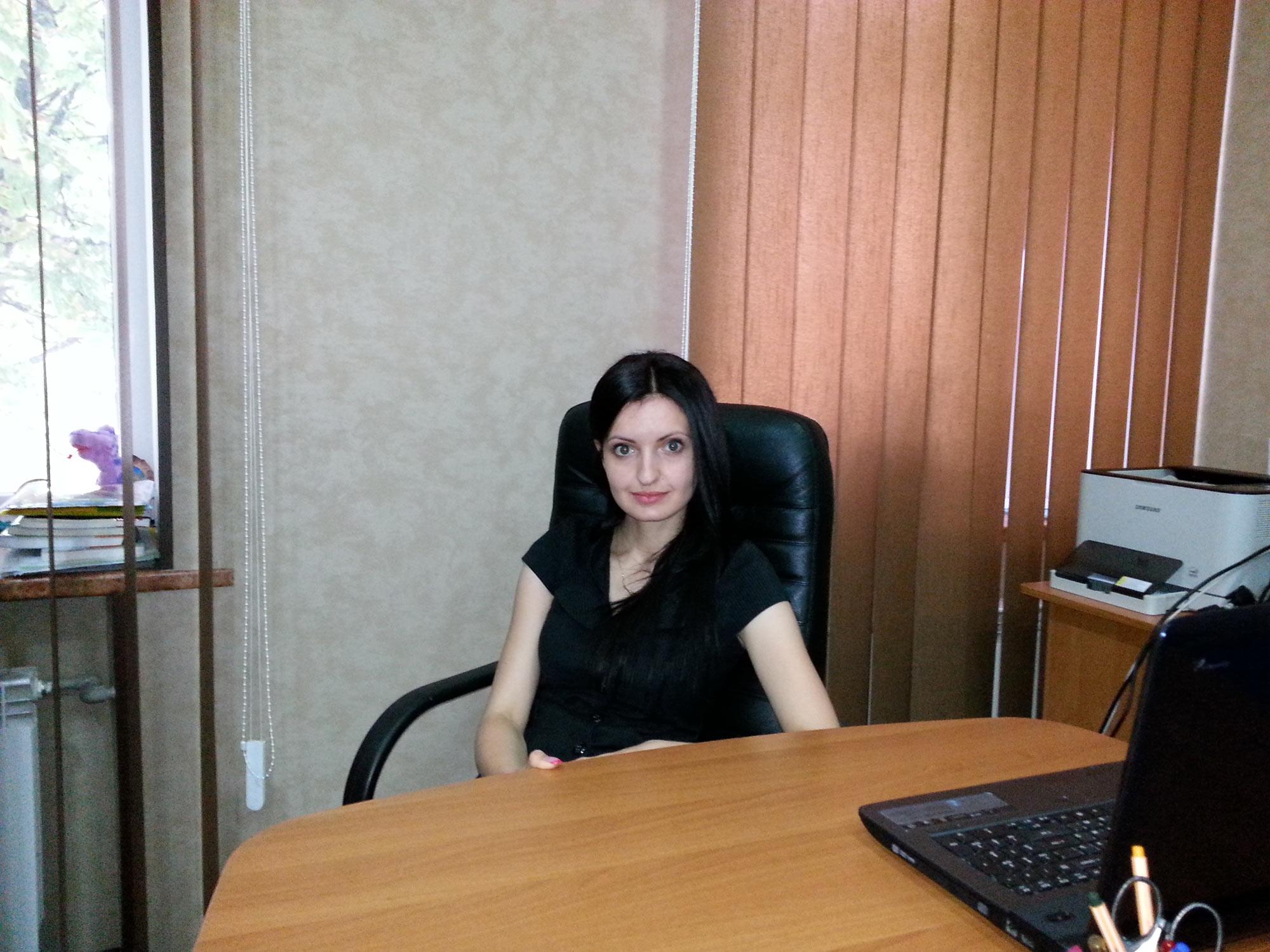 курсы английского в харькове LCF Рог Юлия Алексеевна