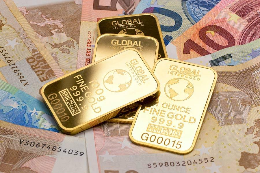 Золото и евро