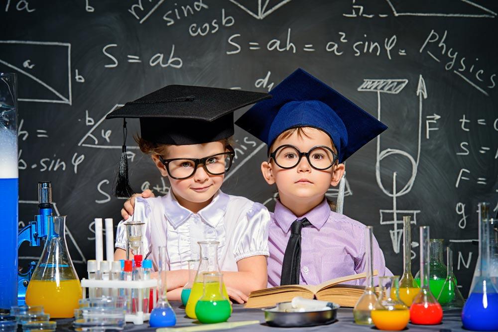 умные дети