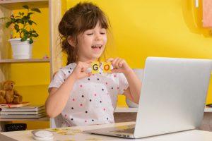 обучение английскому детей онлайн