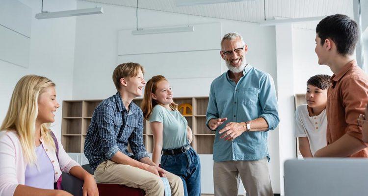 общение детей в классе