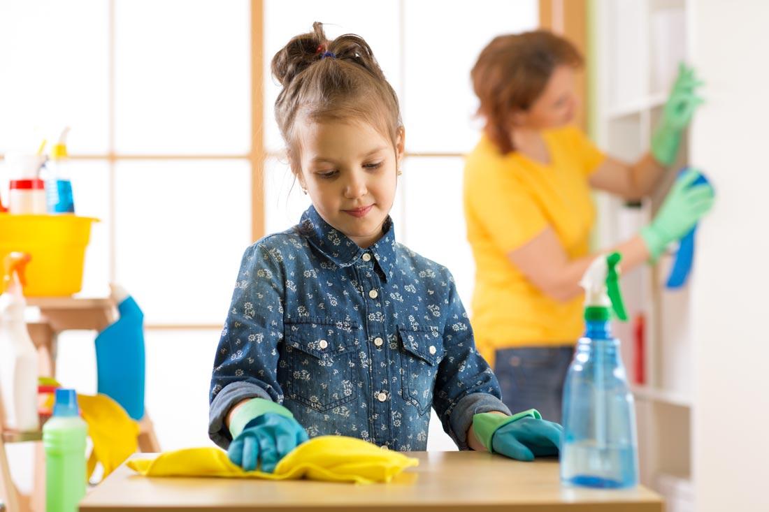 опасная бытовая химия для детей