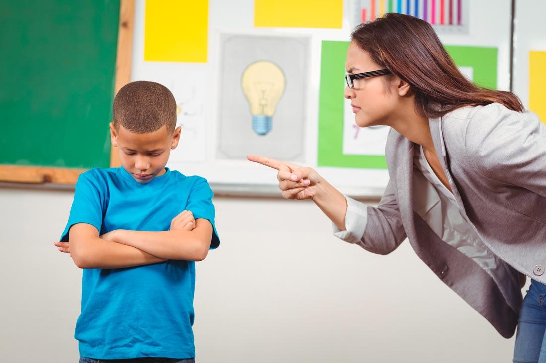 Проблема школьной дисциплины